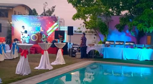 Nhận tổ chức tiệc tất niên tại nhà HCM và Bình Dương