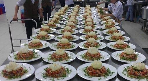 Dịch vụ nấu tiệc tại nhà Linh Xuân Thủ Đức