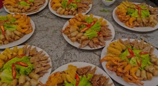 Dịch vụ nấu ăn tại Thuận An Bình Dương