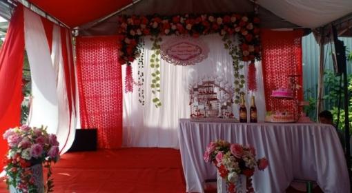 Đặt tiệc cưới tại nhà Dầu Giây Đồng Nai