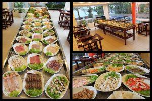 Đặt tiệc buffet, dịch vụ tiệc buffet, làm tiệc buffet tại nhà ngon