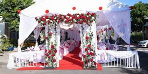 Đặt tiệc cưới tại nhà, dịch vụ tiệc cưới tại nhà, đặt tiệc bảo hỷ